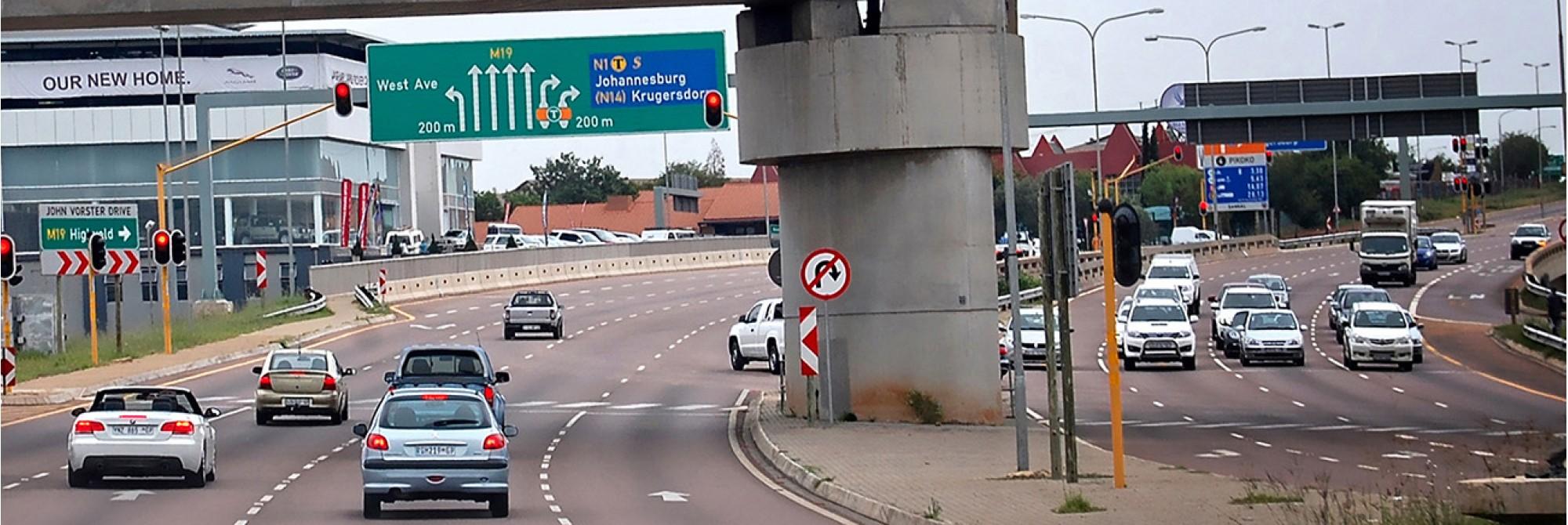Keeping Johannesburg Safe
