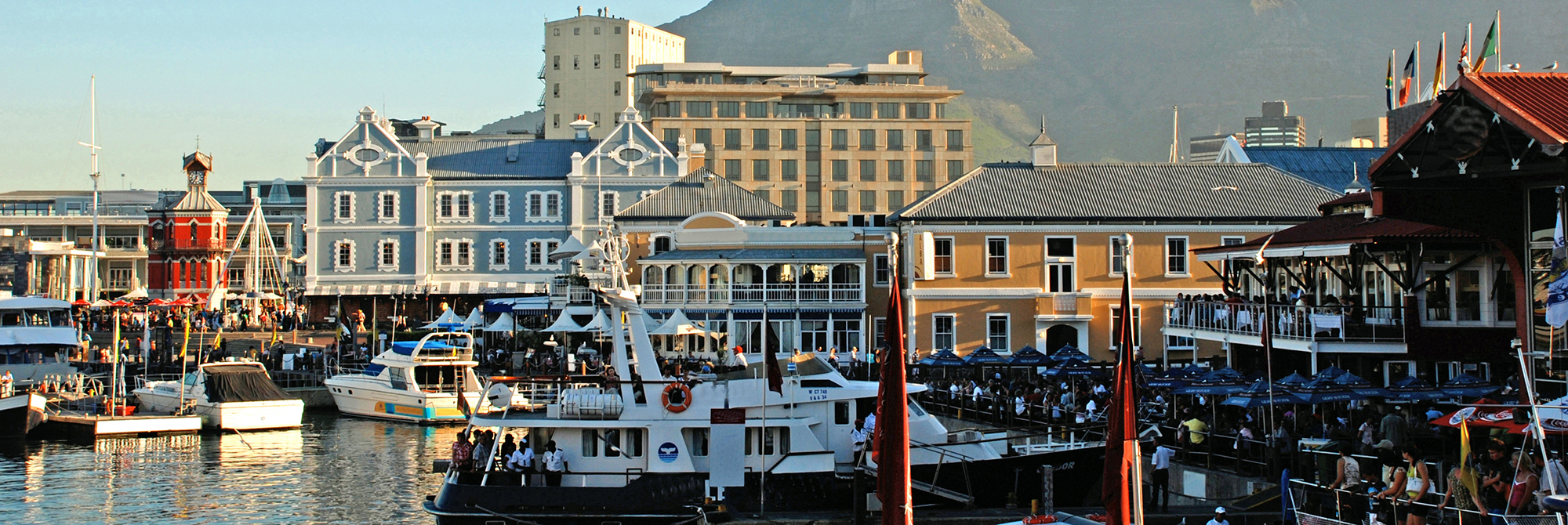 Securing Cape Town